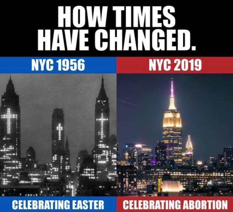 Changing Attitudes on Abortion